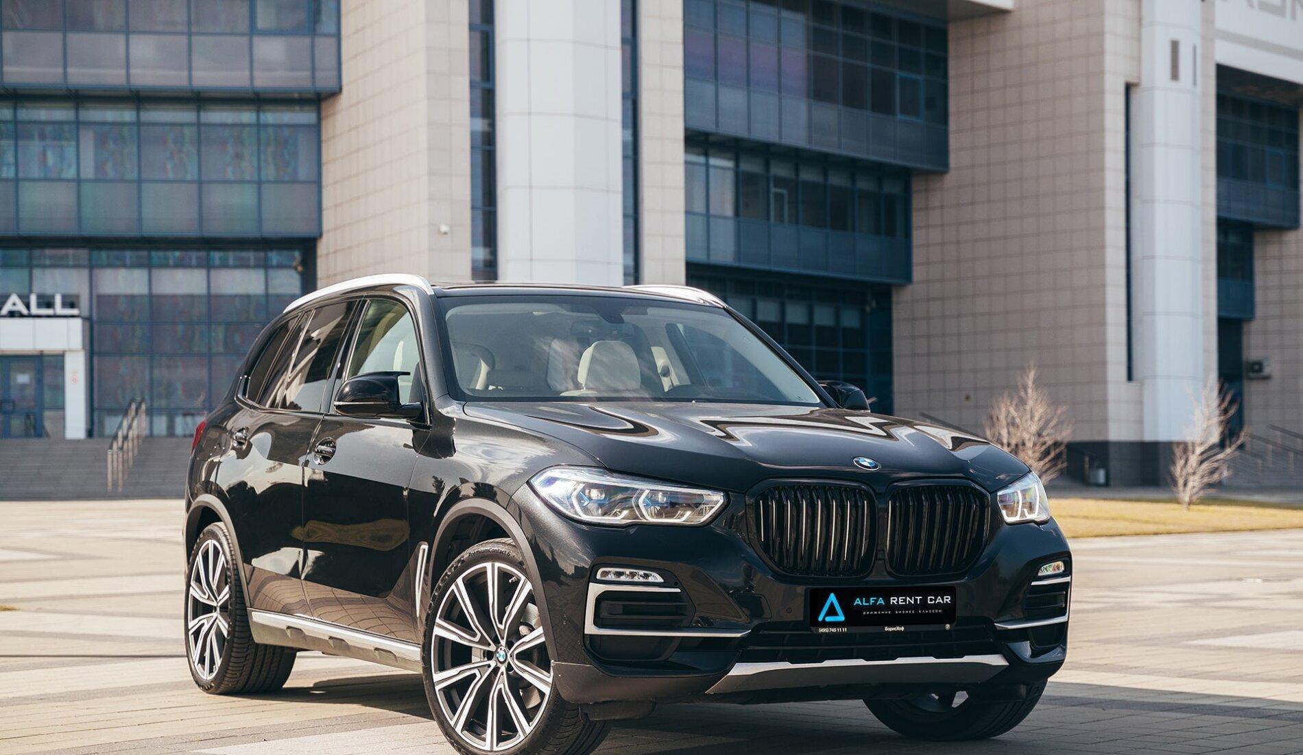 BMW X5 40-d New