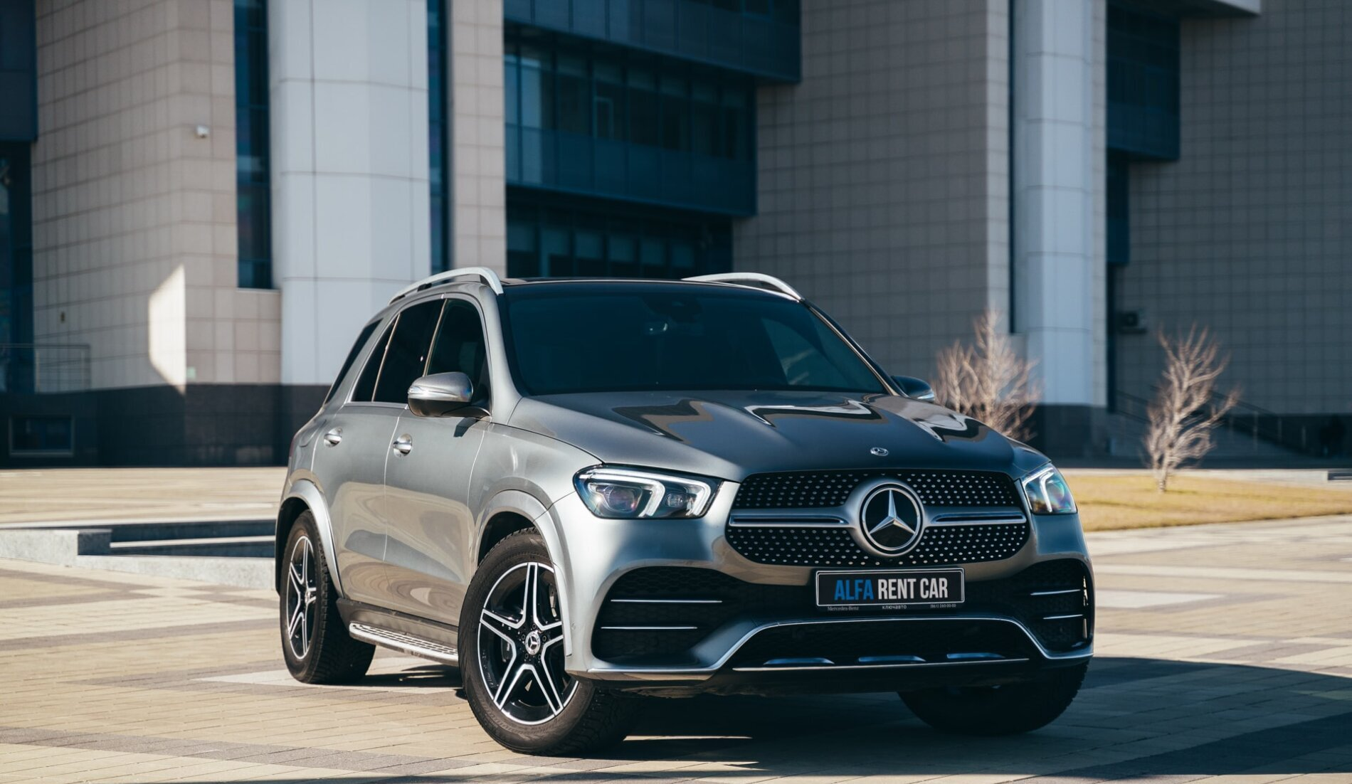 Mercedes Benz GLE 450