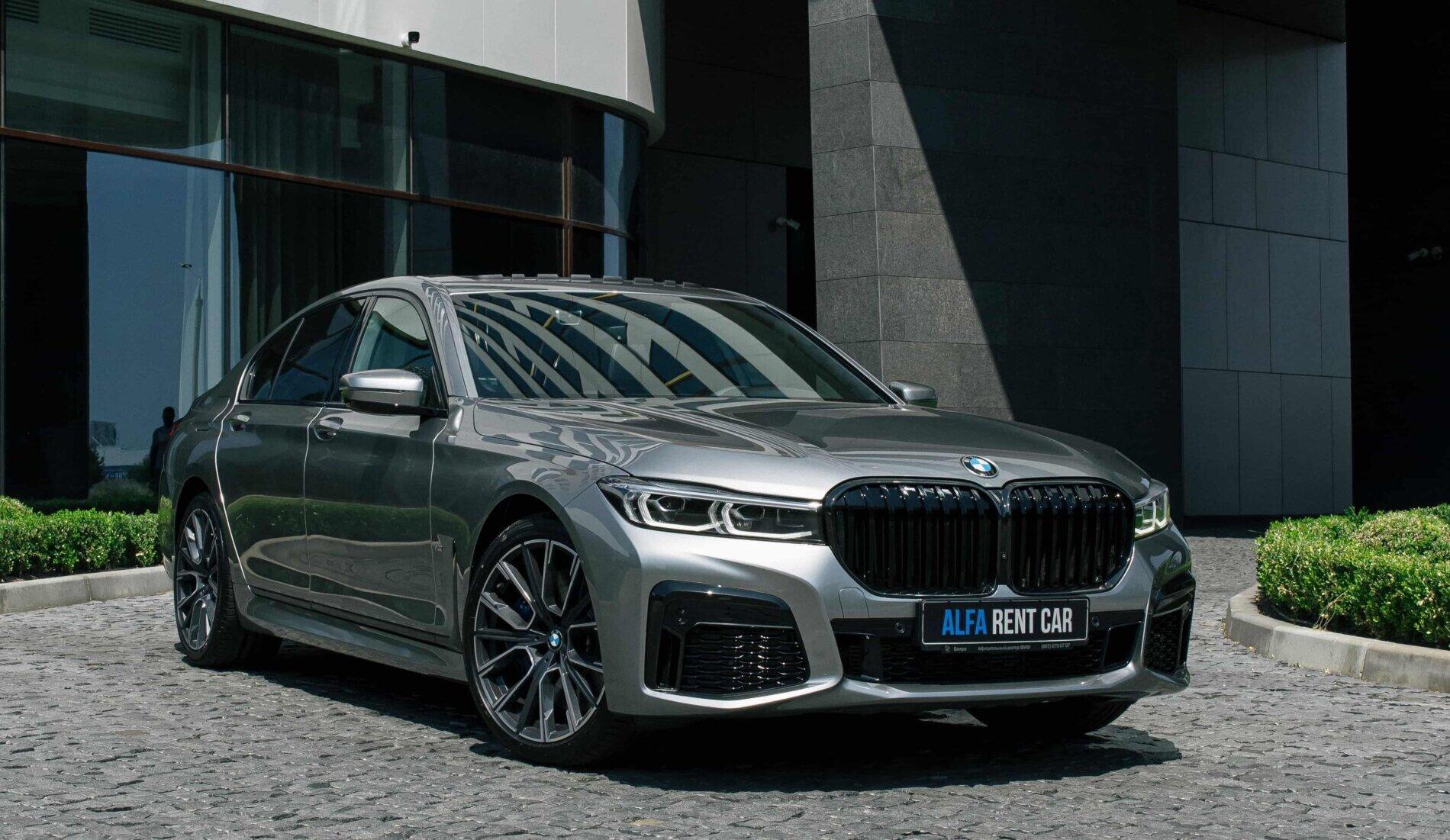BMW 740-d